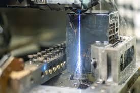 electro-discharge machining